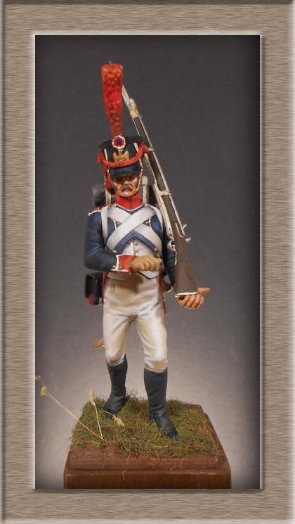 Grenadier 15e régiment Infanterie de la ligne Espagne 1807 MM 54m (modifications)  - Page 10 74_14812