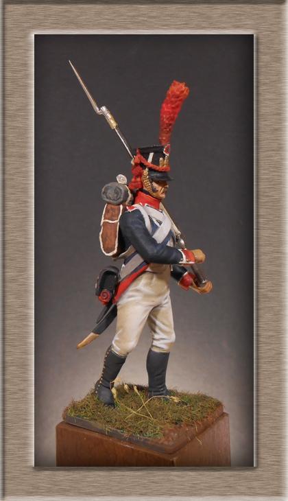 Grenadier 15e régiment Infanterie de la ligne Espagne 1807 MM 54m (modifications)  - Page 10 74_14911