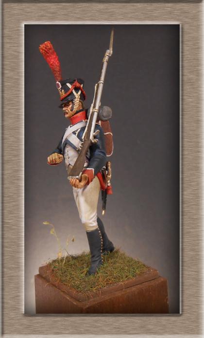Grenadier 15e régiment Infanterie de la ligne Espagne 1807 MM 54m (modifications)  - Page 10 74_14912