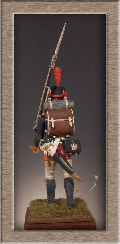 Grenadier 15e régiment Infanterie de la ligne Espagne 1807 MM 54m (modifications)  - Page 10 74_14913