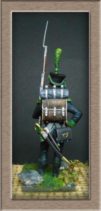 Chasseur du Bataillon des Tirailleurs Corses 1807-1811 74_15711