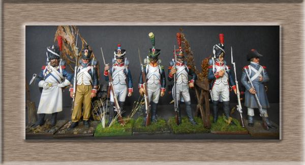 Grenadier 15e régiment Infanterie de la ligne Espagne 1807 MM 54m (modifications)  - Page 10 74_18110