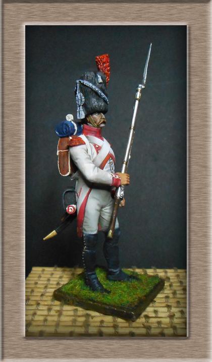 Grenadier Hollandais de la Garde Impériale (metal modèles) 74_30811