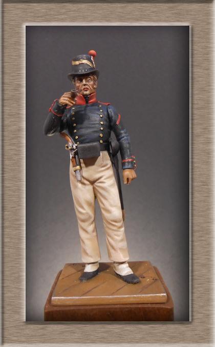 Grenadier 15e régiment Infanterie de la ligne Espagne 1807 MM 54m (modifications)  - Page 10 74_57610