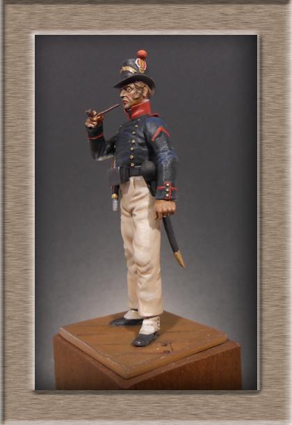 Grenadier 15e régiment Infanterie de la ligne Espagne 1807 MM 54m (modifications)  - Page 10 74_58613
