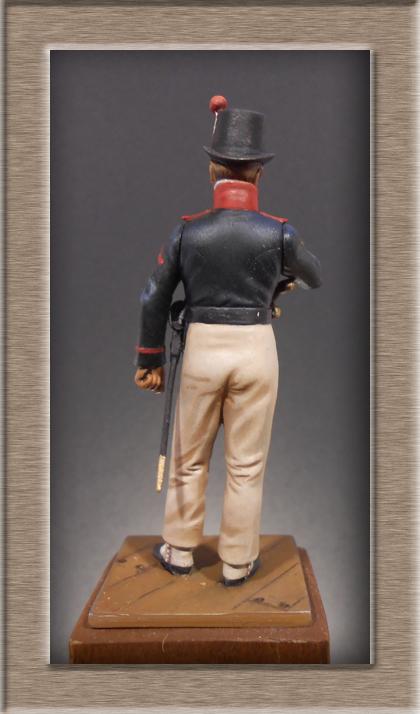 Grenadier 15e régiment Infanterie de la ligne Espagne 1807 MM 54m (modifications)  - Page 10 74_59213