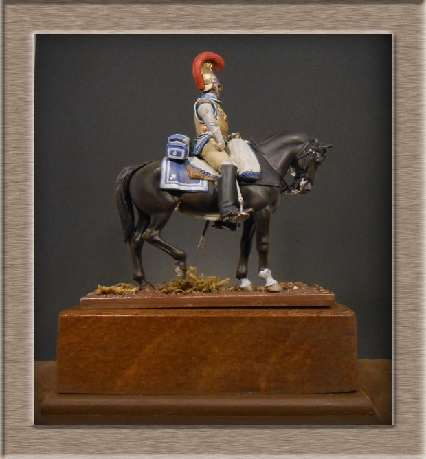Grenadier 15e régiment Infanterie de la ligne Espagne 1807 MM 54m (modifications)  74_59610