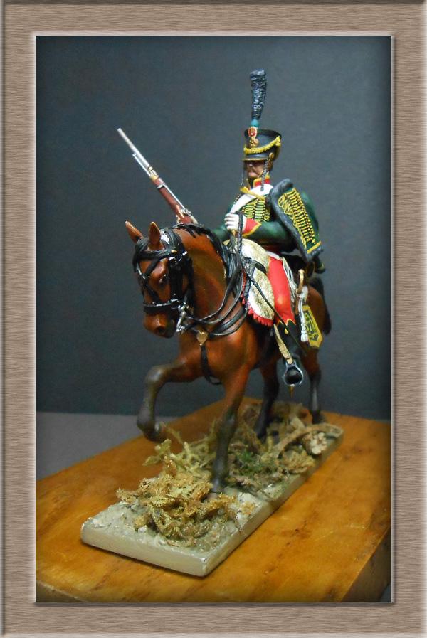 Grenadier 15e régiment Infanterie de la ligne Espagne 1807 MM 54m (modifications)  74_63510