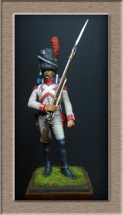Grenadier 15e régiment Infanterie de la ligne Espagne 1807 MM 54m (modifications)  - Page 2 74_76810