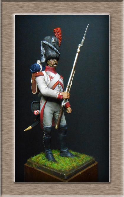 Grenadier 15e régiment Infanterie de la ligne Espagne 1807 MM 54m (modifications)  - Page 2 74_77110