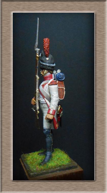 Grenadier 15e régiment Infanterie de la ligne Espagne 1807 MM 54m (modifications)  - Page 2 74_77810