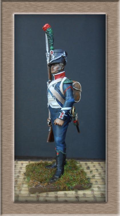 Chasseur d'infanterie légère ( métal modèles) 74_85512