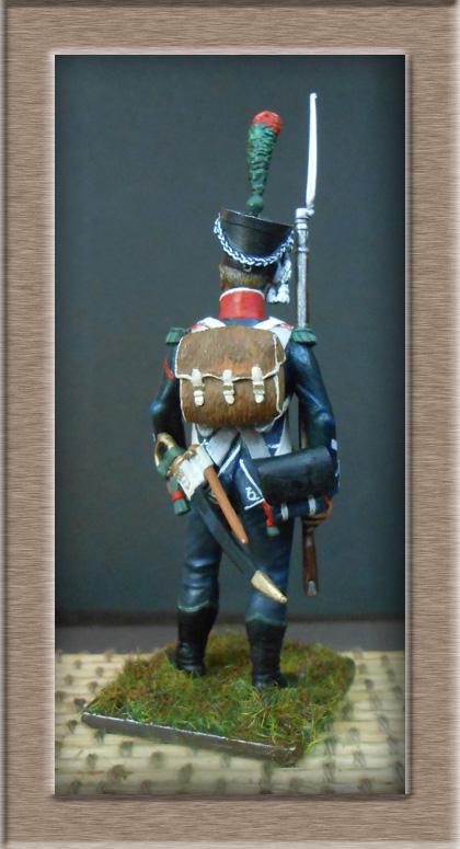 Chasseur d'infanterie légère ( métal modèles) 74_86515