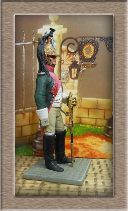 Officier 13ème rgt Dragons 74_90310