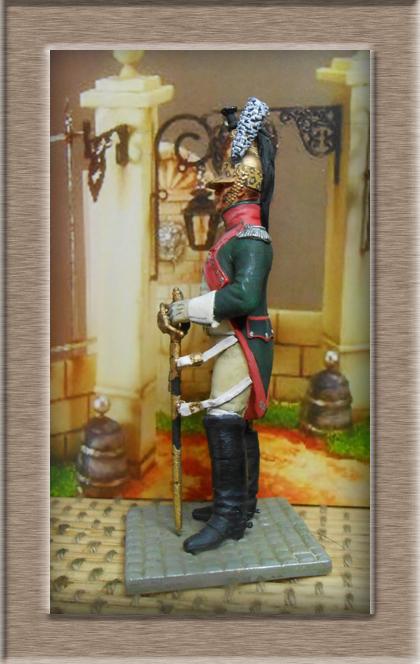 Officier 13ème rgt Dragons 74_90510