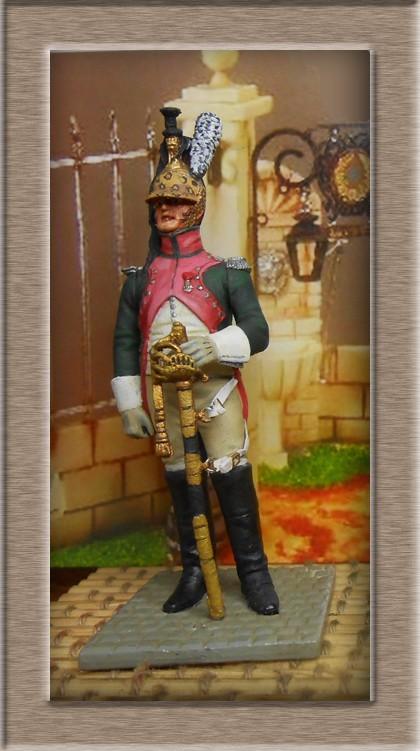 Officier 13ème rgt Dragons 74_90810