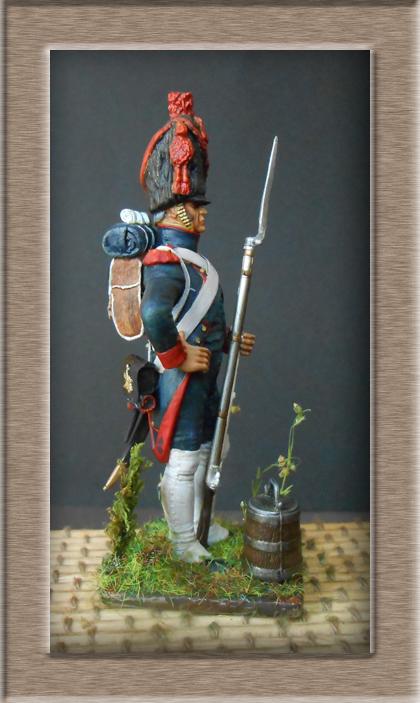 Artilleur de la garde grande tenue (métal modèles) 74_95211