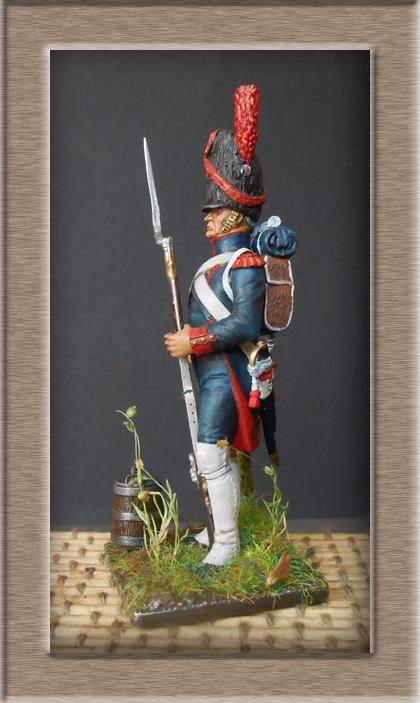 Artilleur de la garde grande tenue (métal modèles) 74_95512
