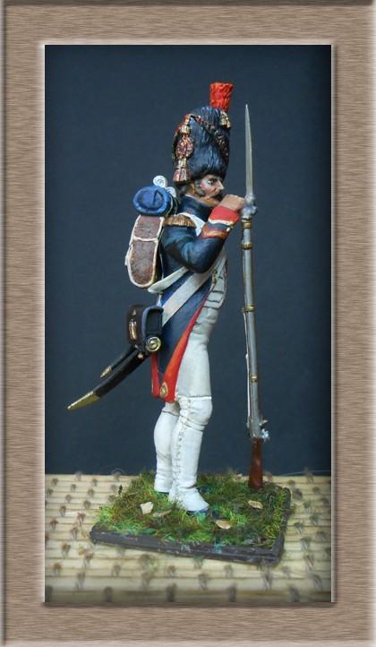 Chasseur de la Garde (métal modèles) retouches 74_97312