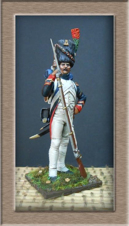 Chasseur de la Garde (métal modèles) retouches 74_98411