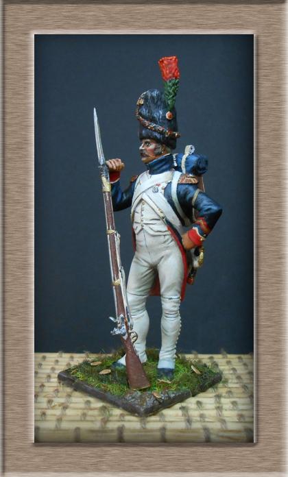 Chasseur de la Garde (métal modèles) retouches 74_98611