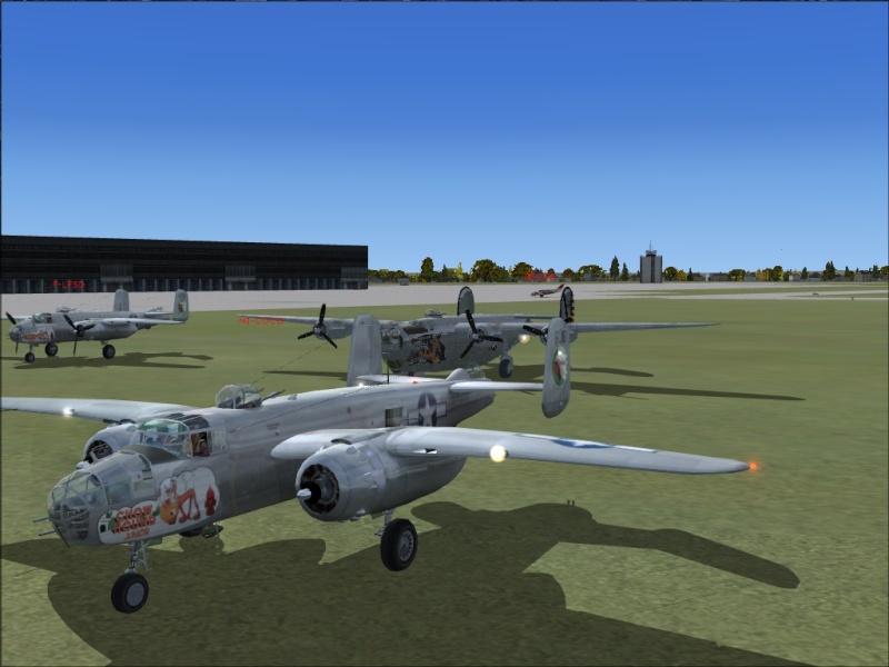 Convoyage retour en bombardiers Billy-10