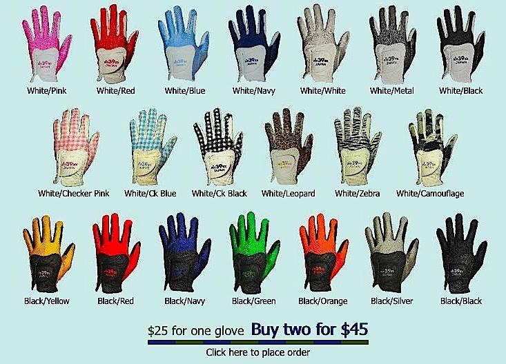 FIT39 Golf Gloves Screen10