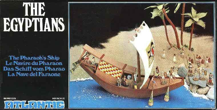 Navire du Pharaon ATLANTIC B0111