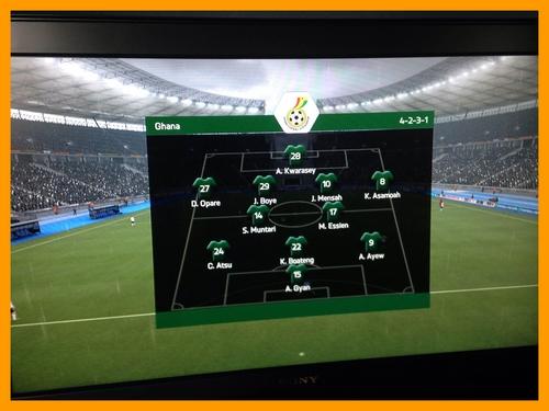 [CDM FIFA] [GROUPE G - 2ème journée] Résultats Photo511