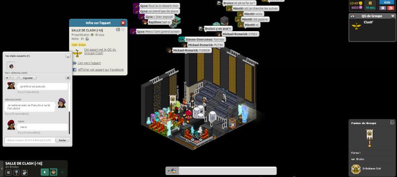 La Salle de Clash Mamado11