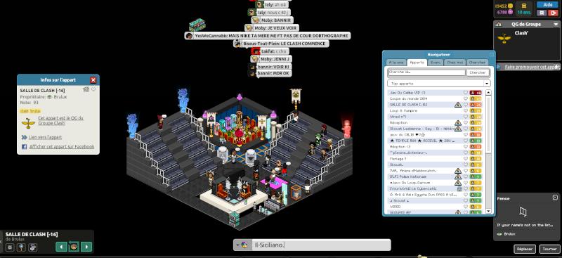 La Salle de Clash N_imp10