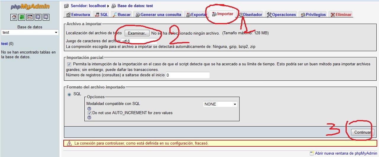 [Guia] Guia Web Para servidores Tfs 1.0 (10.21 to 10.3++ ) con base de datos) Ojo10