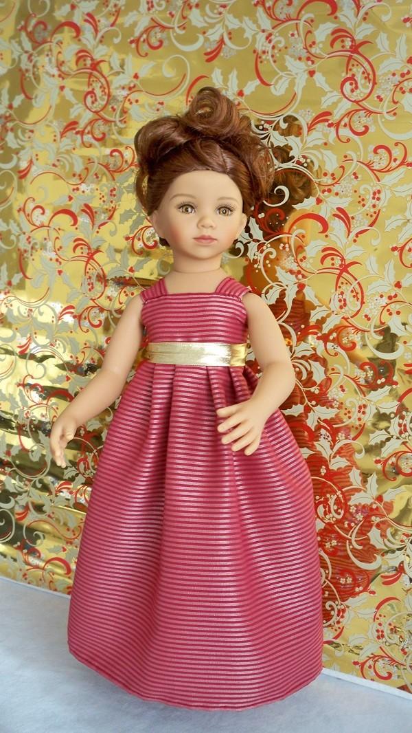 robe longue et boléro pour Tanya 100_6115