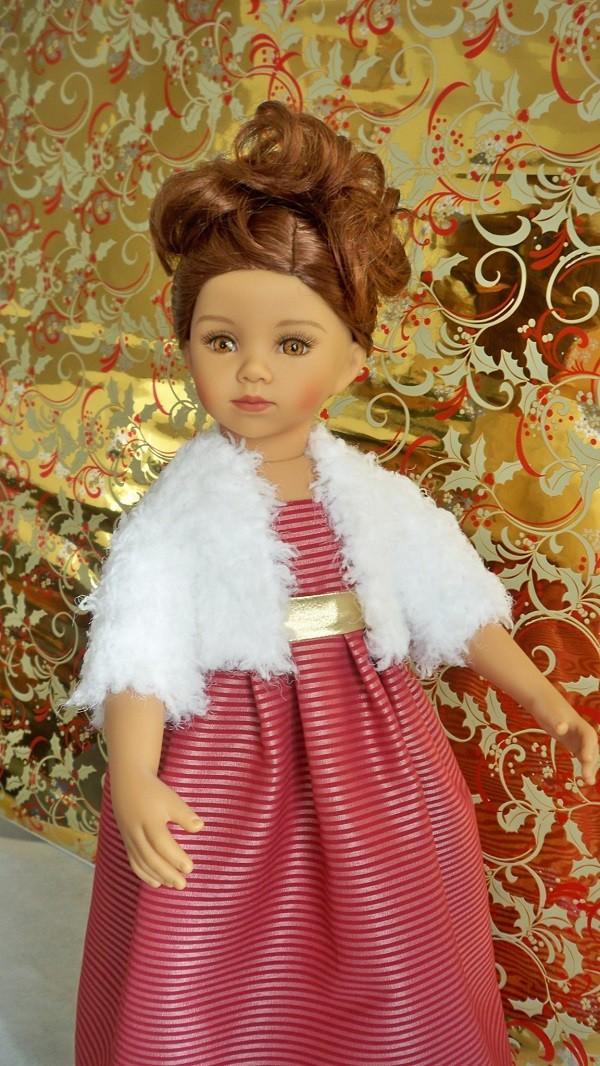 robe longue et boléro pour Tanya 100_6116