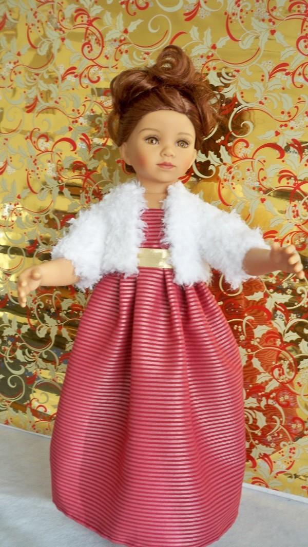 robe longue et boléro pour Tanya 100_6117