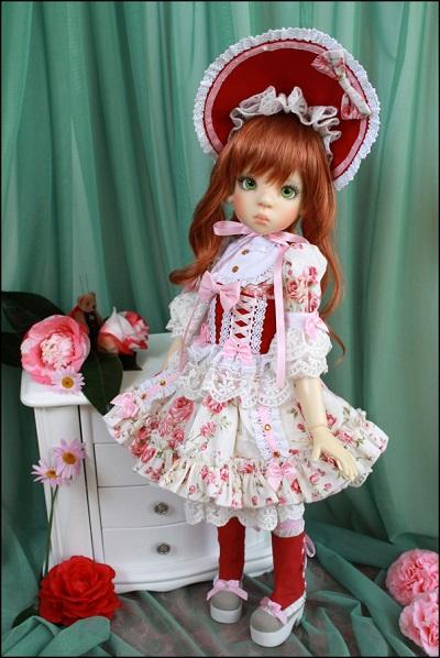 LEELEE PRE ORDER Rose1610