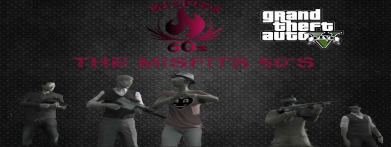 The Misfits 60s Gta V Online Crew