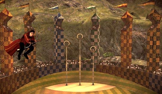 Estadio de Quidditch E10