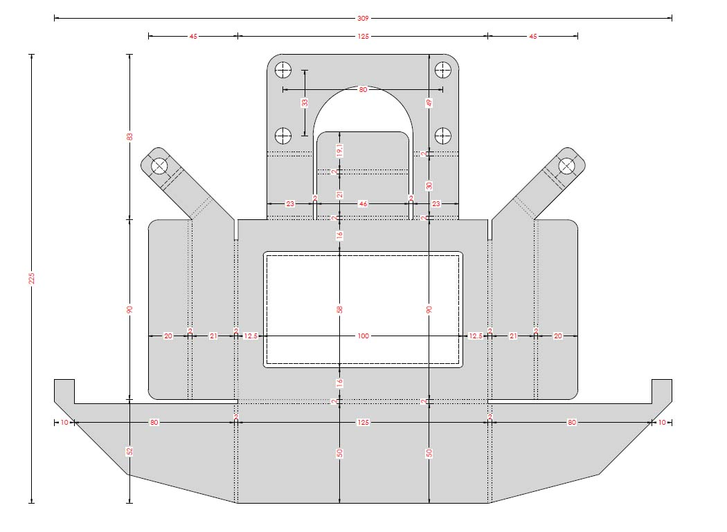 Target Design revisited ou comment accomoder les restes.... - Page 5 Origam10