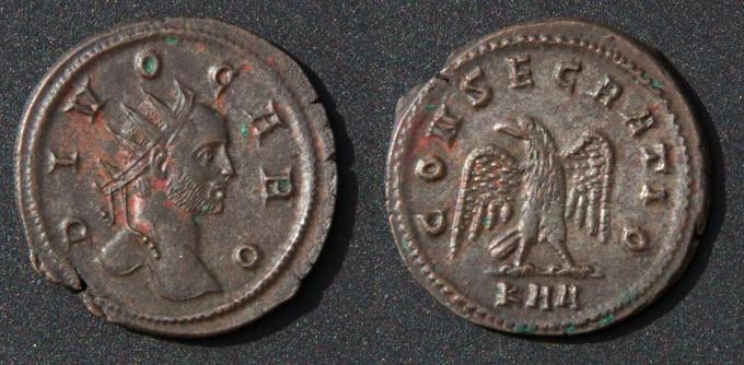 Les monnaies de Consécration de Barzus - Page 15 Carus_16