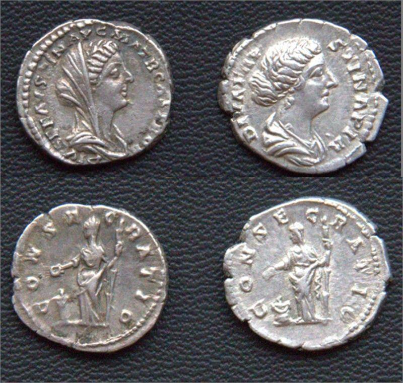 Les monnaies de Consécration de Barzus - Page 13 Fausti15