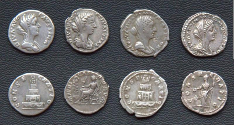 Les monnaies de Consécration de Barzus - Page 13 Fausti16