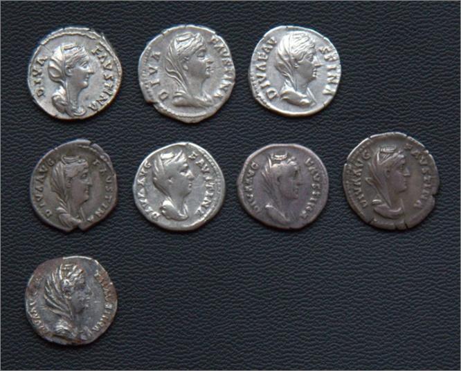Les monnaies de Consécration de Barzus - Page 13 Fausti17