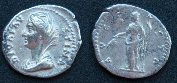 Les monnaies de Consécration de Barzus - Page 13 Fausti20