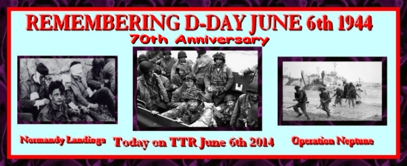 World War Two - D-Day - 70th Anniversary - 6th June 70th_a10