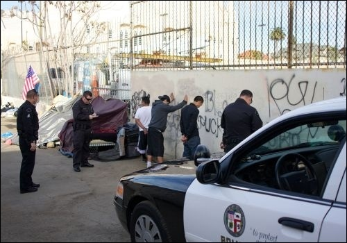 [LSPD NEWS #18] POLICE PARTOUT, LA LOI TOUJOURS : UN GANG DÉMONTÉ Sans_t12