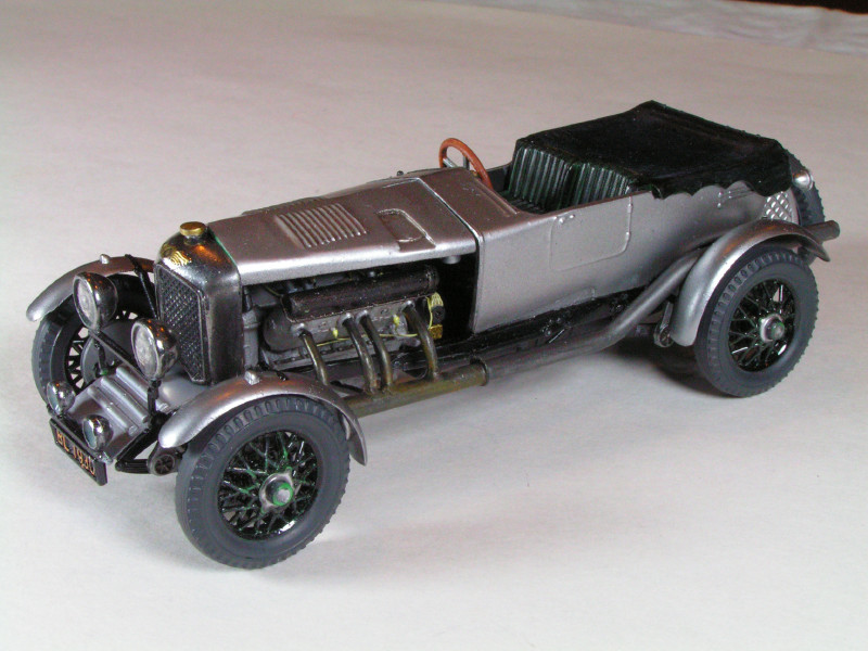 1930 Bentley Silver Aero - Page 2 Bentle45