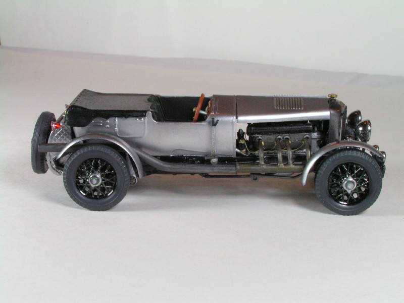 1930 Bentley Silver Aero - Page 2 Bentle46