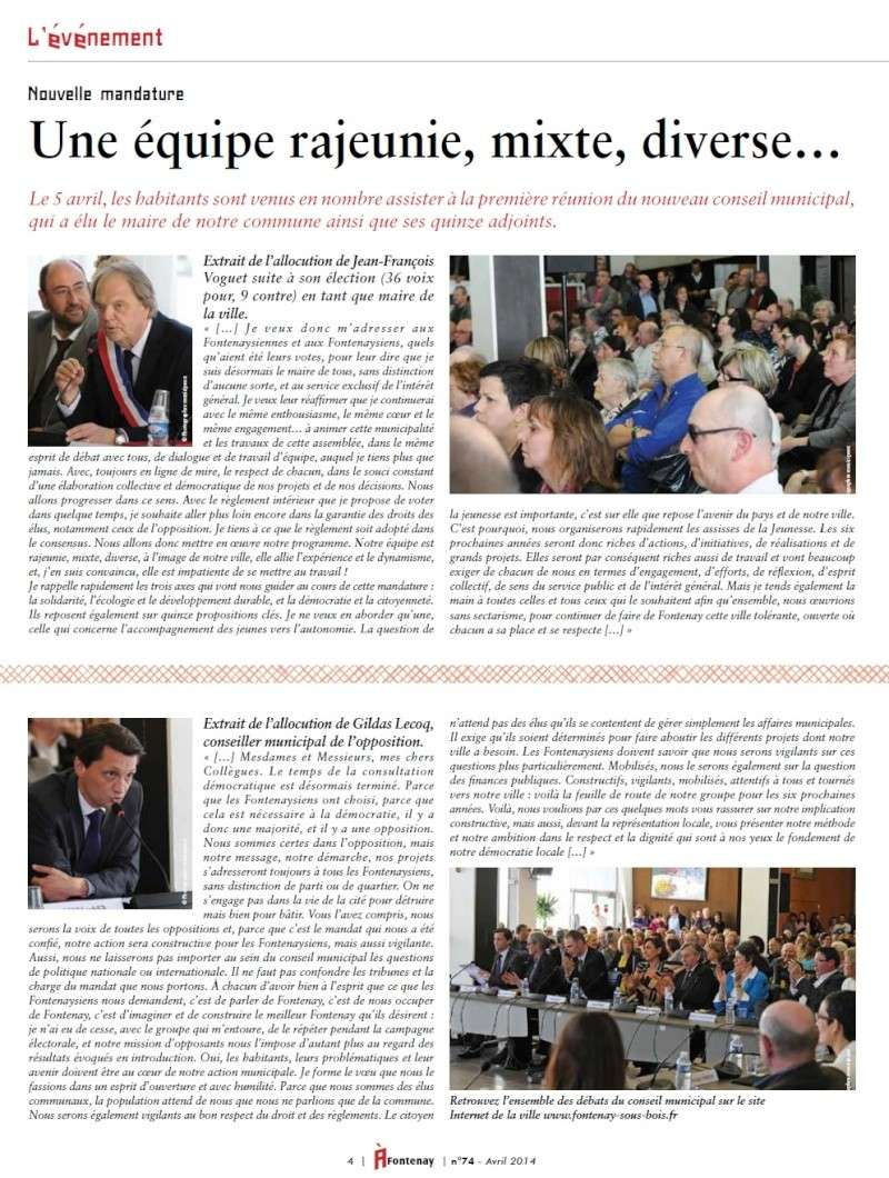 Groupe Ensemble, réveillons Fontenay (opposition) - Page 7 Interv10