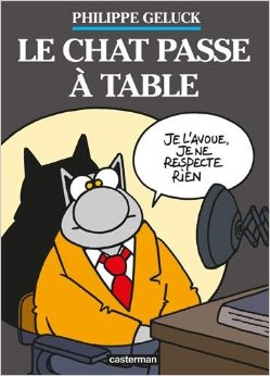 GELUCK Philippe - Le Chat passe à table Chat_t10